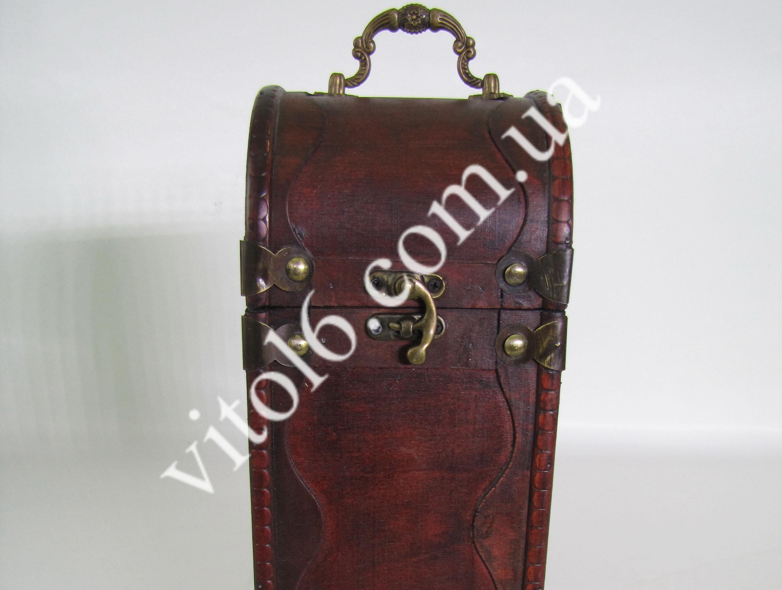 Ящик подарочный для бутылок VT6-16208(36шт)