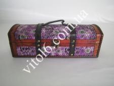 Ящик подарочный для бутылок VT6-16210(36шт)