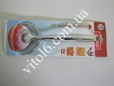 Шумовка-щипці метал VT6-15899(288шт)