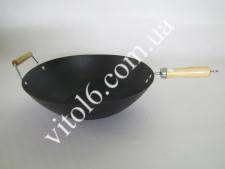 Сковорода  ВОК  О35см VT6-16054(24шт)