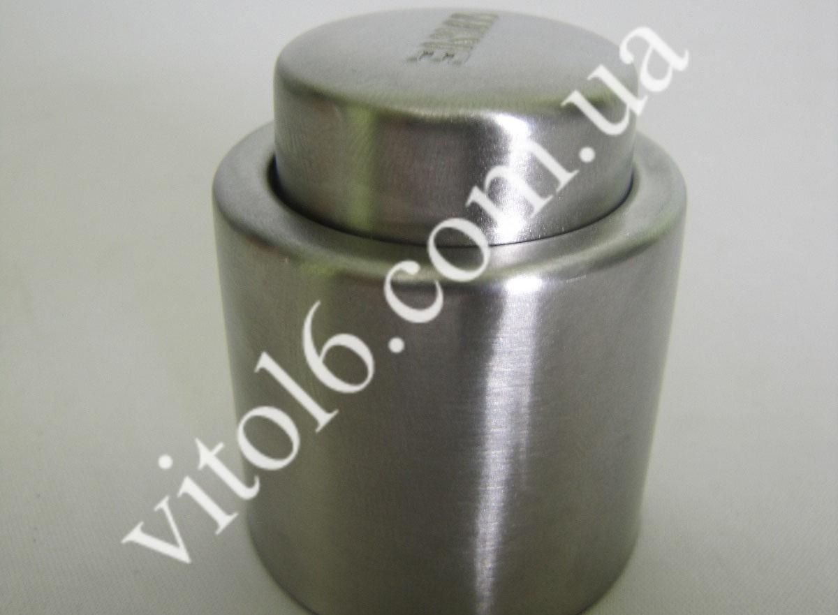 Пробка для шампан.с кнопкой VT6-15860(200шт)