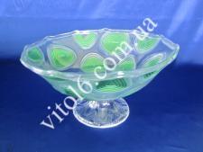 Конфетница пластм.О26см (3рис)VT6-16350(60шт)