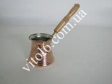Турка медная 230мл №4   (50 шт)