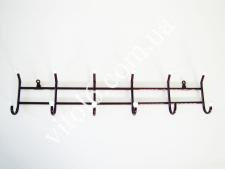 Вешалка профиль тонкая №6 CEYLAN-009 (40шт)