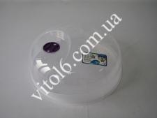 СВЧ Крышка пластмассовая  SA-615  25см  (24шт)