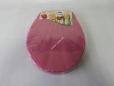 Сидушка унитазная пластмас. KL 002 INGI (12шт)
