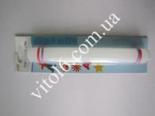 Скалка пластм. для мастики 22,5см VT6-15785(100шт)