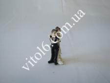 Статуэтка керам.свадебная(2вида)7смVT6-16101(720)