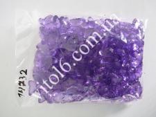 Кристалл пластм 3191бабочка розов(148/уп)VT6-16163