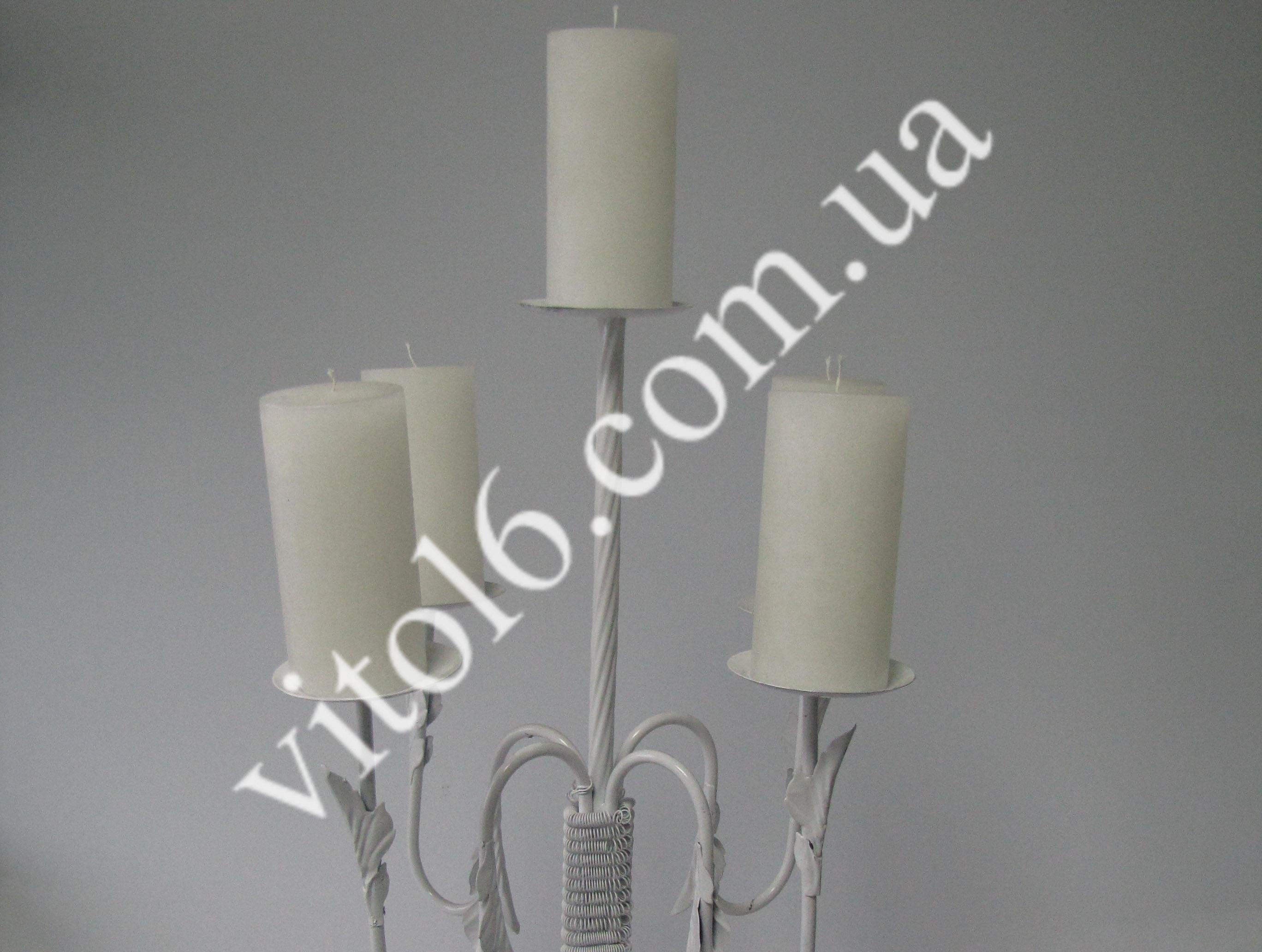 Подсвечник свадебный h-75 см VT6-16390(10шт)