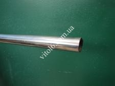 Труба меб. нержавейка O 25 мм  (200шт*6м)