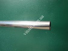 Труба меб. нержавейка O 19 мм  (70шт*6м)
