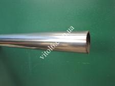 Труба меб. нержавейка O 50 мм  (100шт*6м)