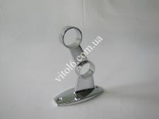 Крепеж двойной для трубы О25 проходной TL-0208(50)