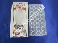 Форма пластм для конфет Шарик VT6-16469(60)