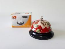 Звонок для официанта цвет. 8,5см VT6-16494(120шт)