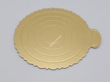 Подставка конд.картон для тортаО24,5смVT6-16560(200шт)