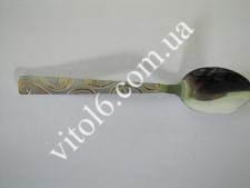Ложка чайная  Парча (6/уп) VT6-16612(600шт)