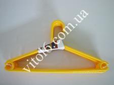 Плечики пластм в наборе 41см из 10-ти VT6-16654(48