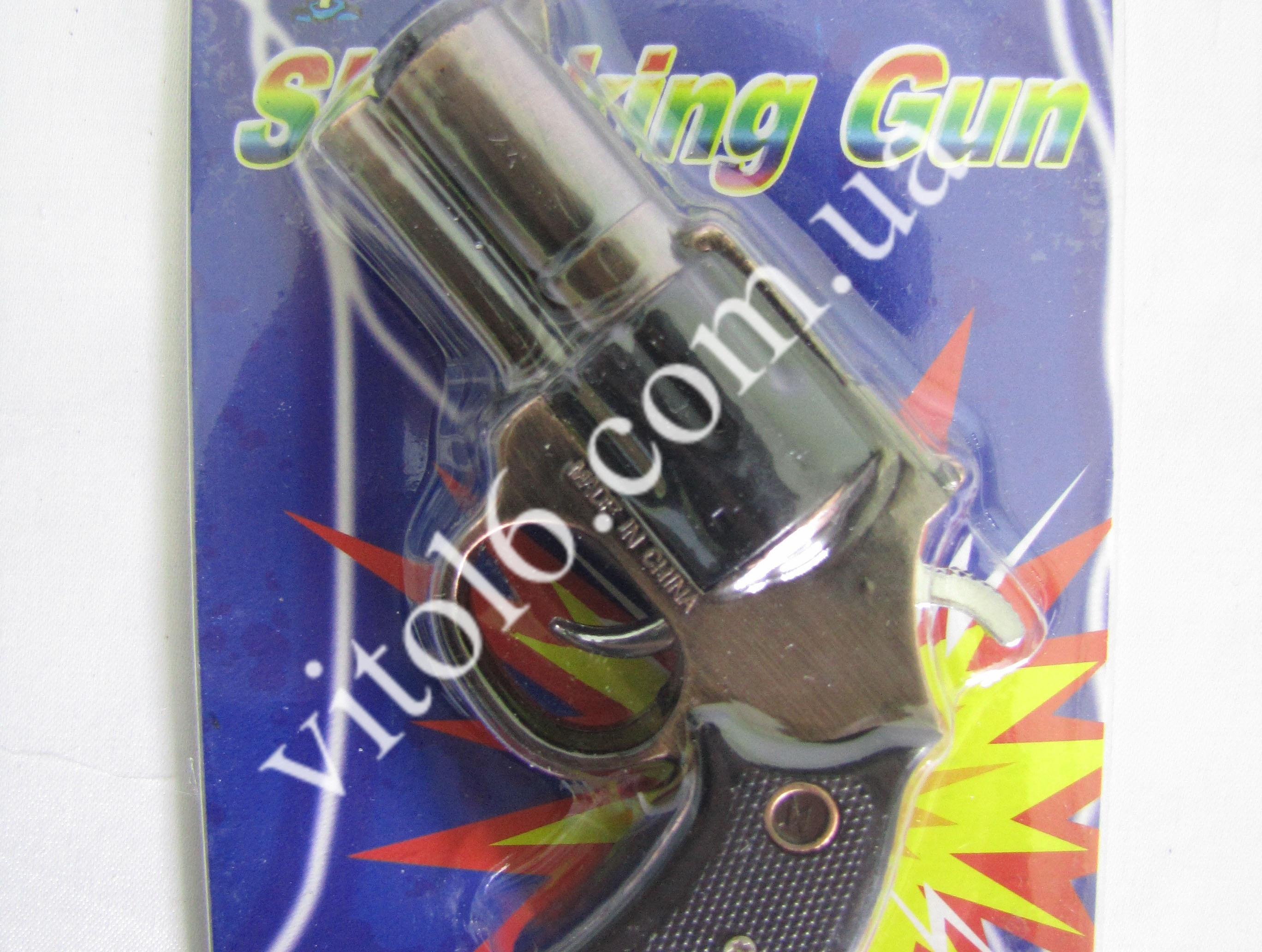 Сувенир Пистолет  shock VT6-16700(288шт)