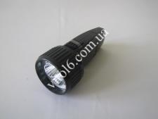 Фонарь ручной аккумуляторный 13см(5лам)VT6-16734