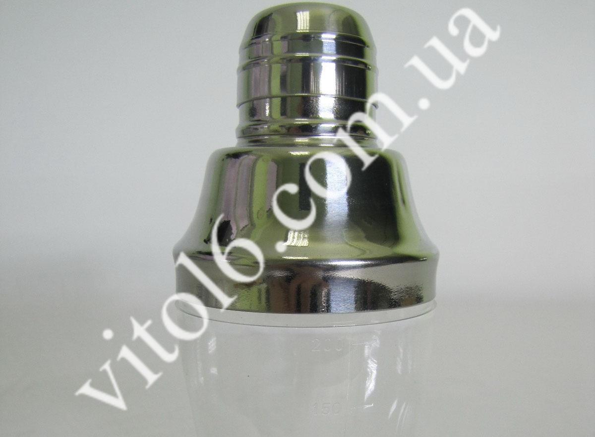Шейкер с мерным стаканом 200грVT6-16510(100)
