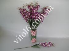 Ветка искусств.Орхидея мелкоцветная VTD-210(1000)