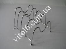 Підставка метал для обробних досок на 4-ри VT6-16624 (60шт)