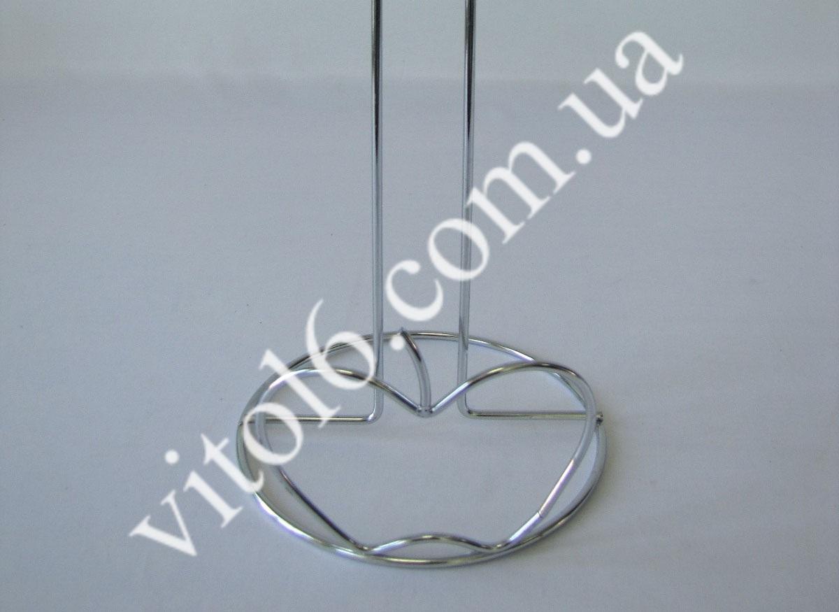 Держатель бумажного полотенца металл VT6-16625(200шт)