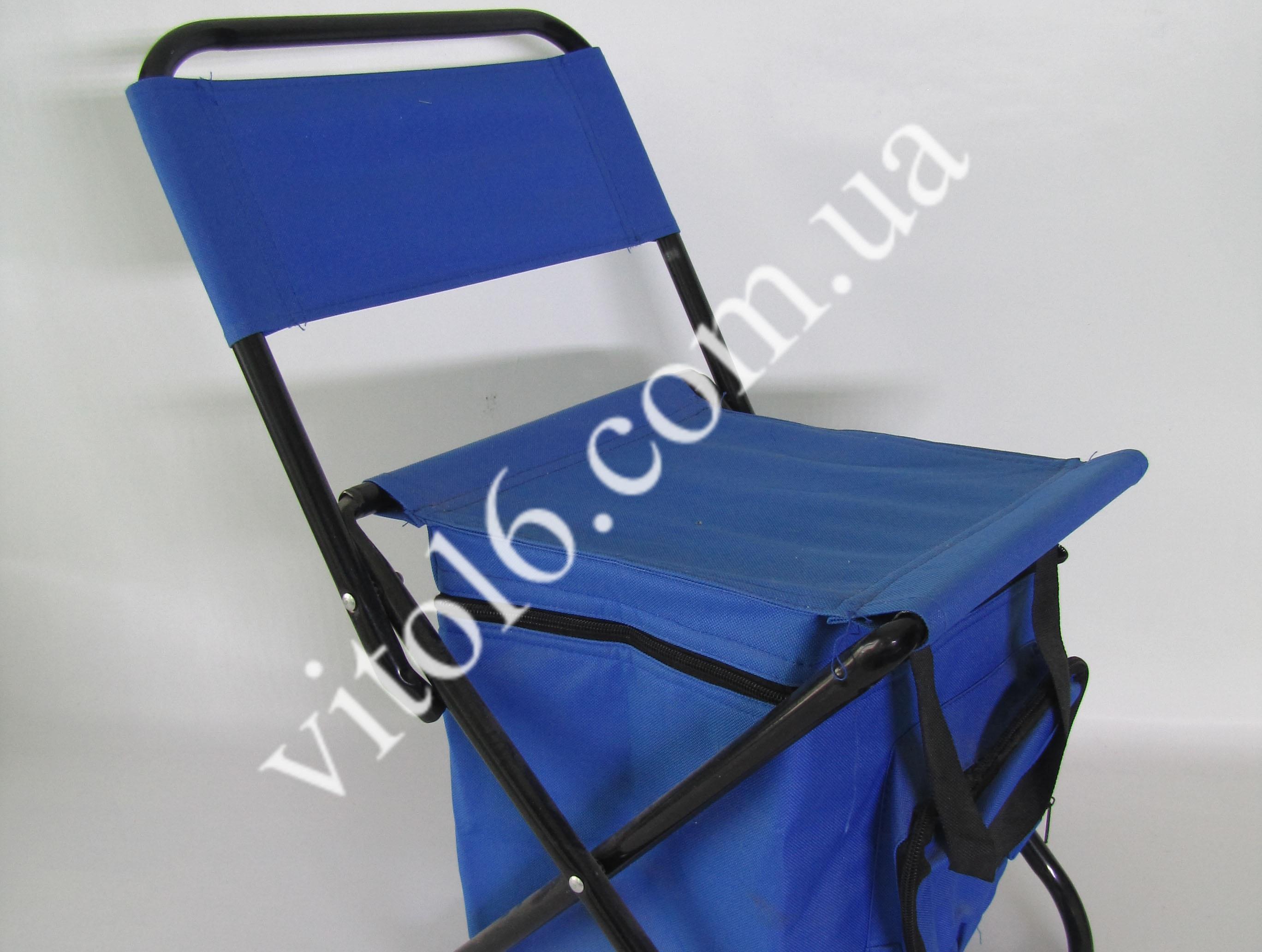 Табурет тканевый +сумка холодильникVT6-16741(20шт)