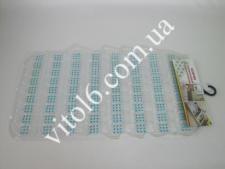 Коврик силиконовый прямоуг. ВМ6939-01S-TQG(60шт)