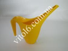 Лейка для полива пластм.желтая WF001-SH(96шт)