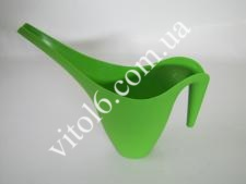 Поливалка  пластм. зелена WF001-SG(96шт)