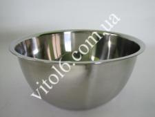 Миска нерж глуб в/с 28 см 4л  VT6-14332-1(100шт)