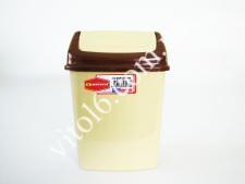 Ведро мусорное  №0 Senyayla 4174 1,7л (60шт)