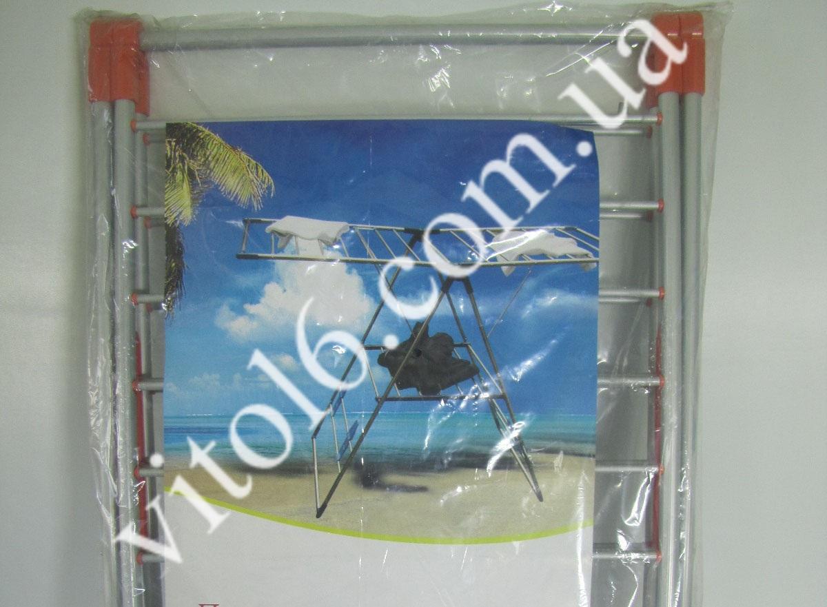 Сушилка для белья BS-6018 с крючк. 141х60х96  (5 )