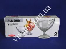 Креманка для морожен.h-10 v-302мл из 2-х 51348(12)