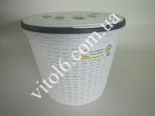 Корзина для овощей Плетёнка мал.SEL-0012 (12шт)