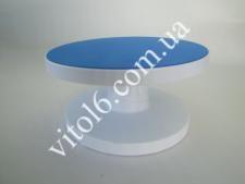Стойка пластм.для торта с наклоном 30*15VT6-16956