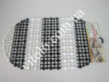 Коврик силиконовый овал ВМ6939-01QX-THB(60шт)