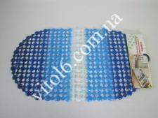 Коврик силиконовый овал ВМ6939-01P-СH(60шт)