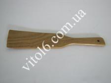 Лопатка деревянная 6,5*32смVT6-17011(500шт)