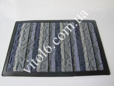 Коврик ткань+резина40*60 VT6-17050(50шт)