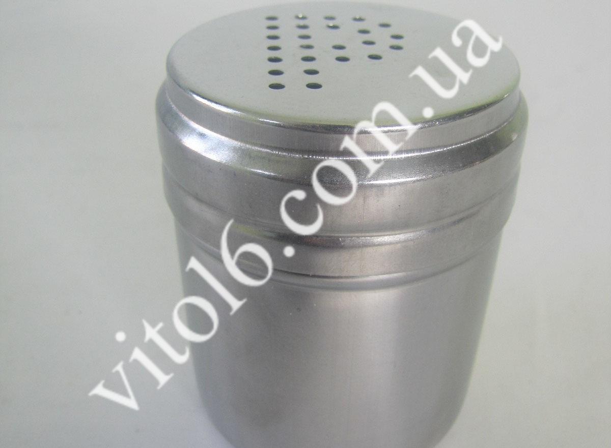 Солонка нерж 5,7*7,8см VT6-17304(400шт)