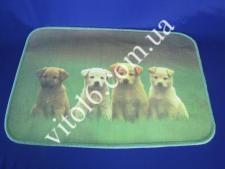 Коврик кухонный тканевый (6тьцв) VT6-17632(50шт)