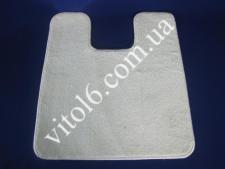 Коврик тканевый с выемкой 45*50смVT6-17635(50шт)