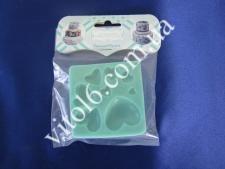 Молд конд.силиконовый Сердечки О8,5(8)VT6-16887