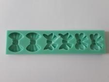 Молд конд.силиконовый Бантик 9*10,5VT6-16892(150)