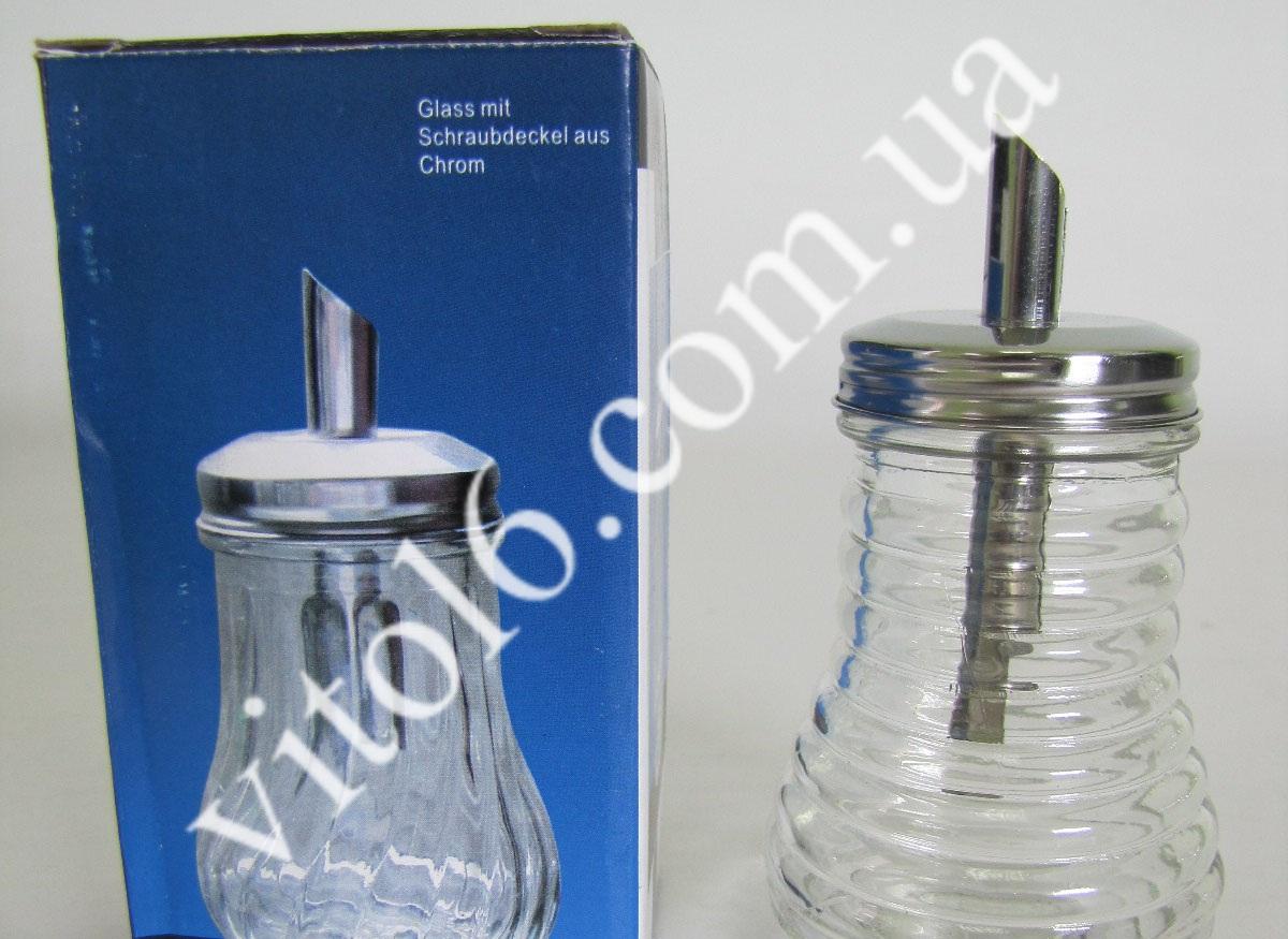 Сахарница-дозатор стекл VT6-17147(96шт)