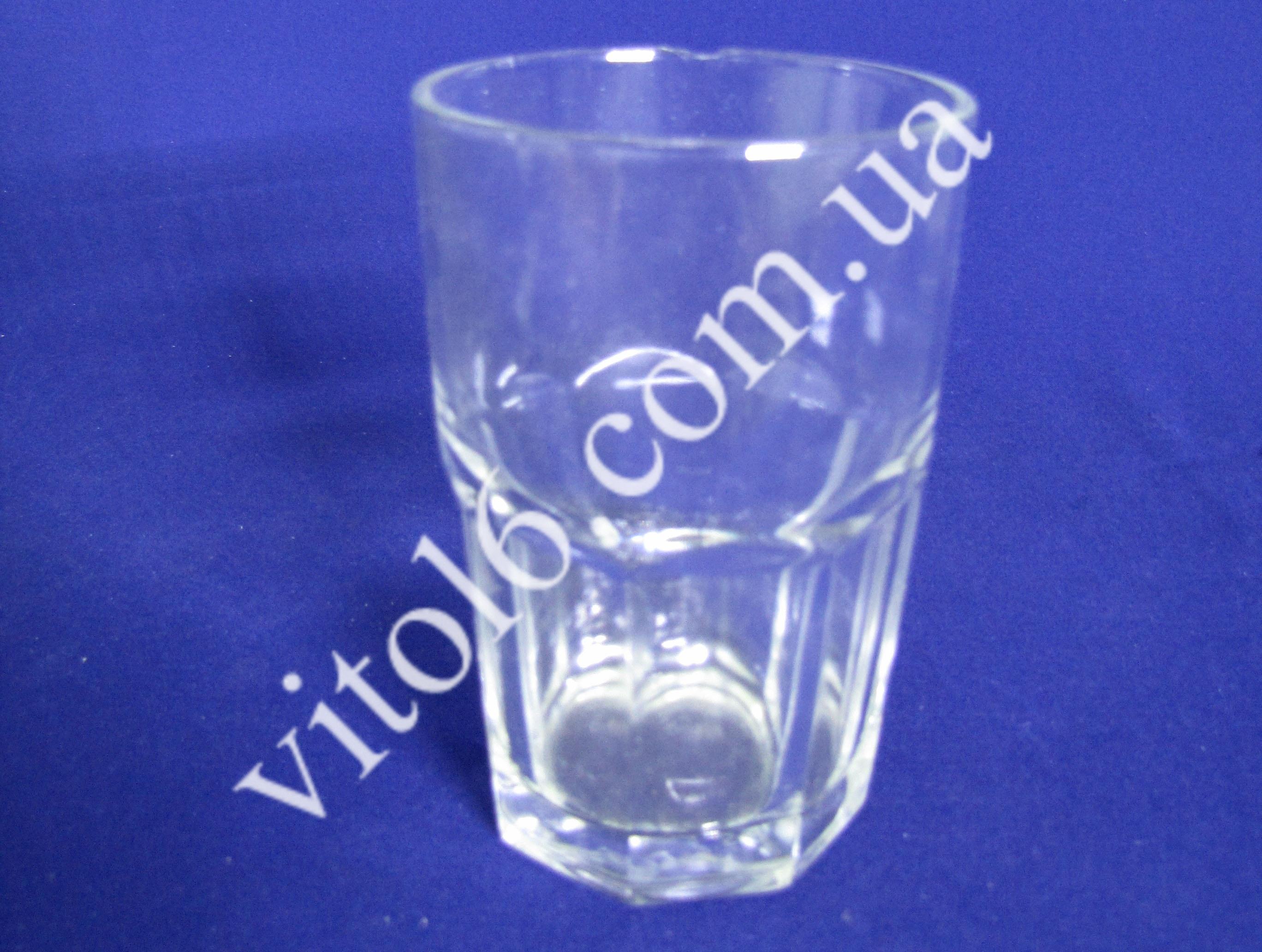 Стакан стекл.для коктейля из 6-ти О7,5*h12cмVT6-17161(12)